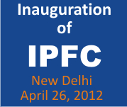 Inauguration of IPFC � New Delhi on World IP Day 2012